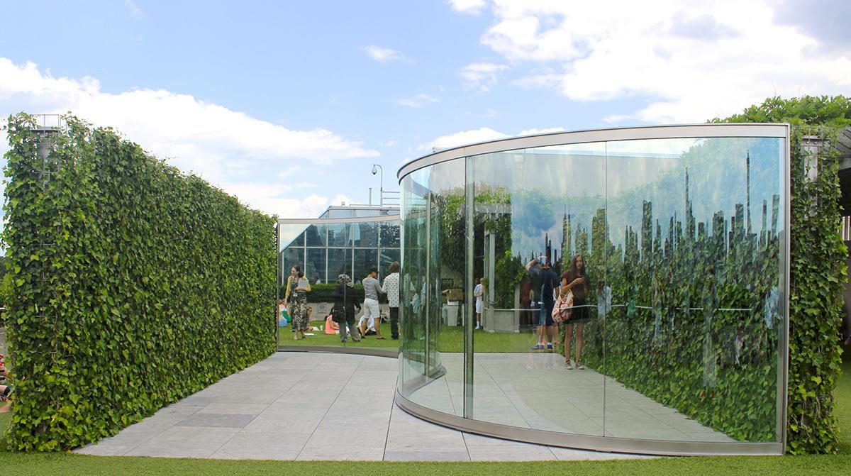 Dan-Graham-Roof-Garden-at-The-Metropolitan-Museum-of-Art-1