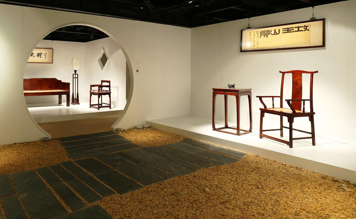 Sotheby's_Ming-Furniture_Dr-Yip-Collection_Entrance