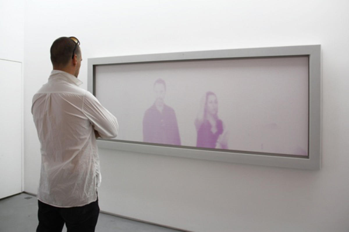 'study for a mirror', 2009
