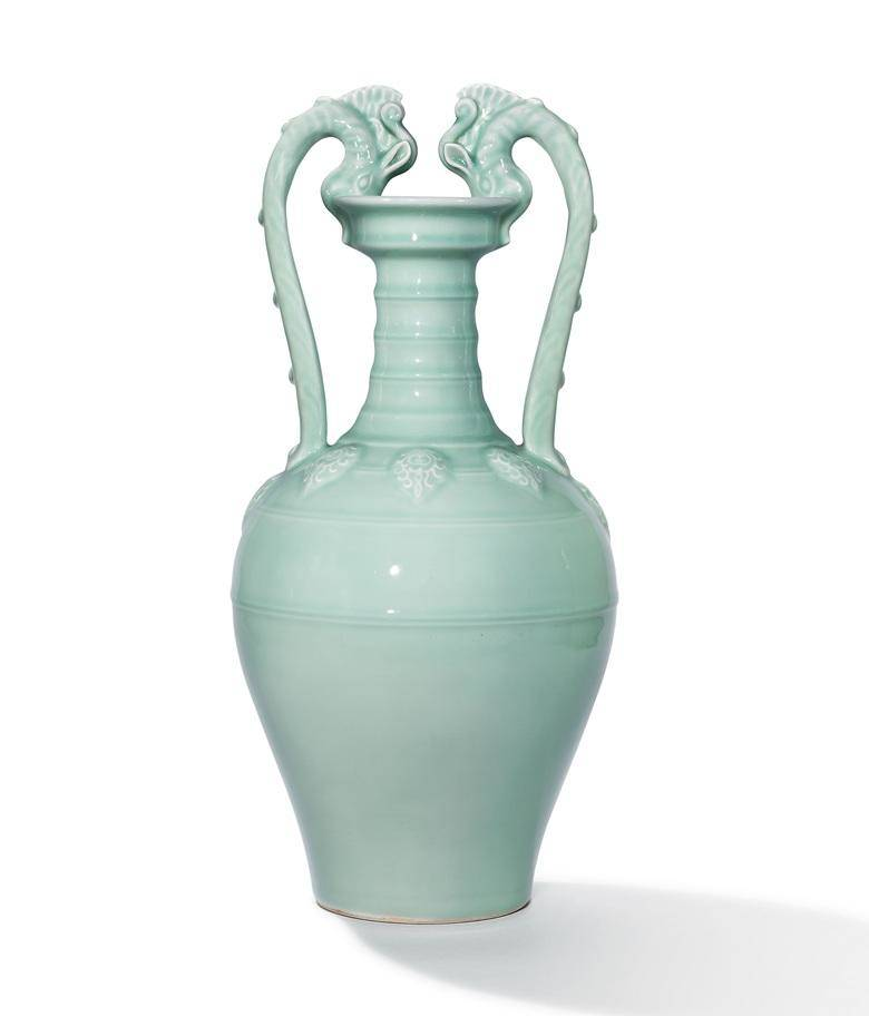 a-magnificent-imperial-tang-style-celadon-glazed-amphora-yongzheng-mark