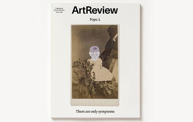 聚焦ArtReview·今日与历史不可分割
