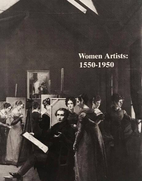 女性艺术家